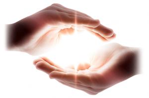 mani di luce reiki